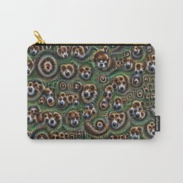 Abstract Dream Deep Carry-All Pouch