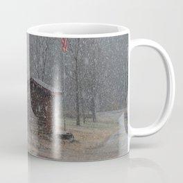snowy afternoon Coffee Mug