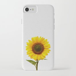Sunflower Still Life iPhone Case