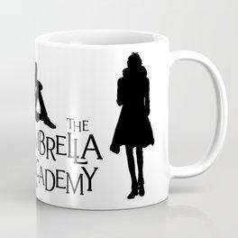 Klaus and Ben Hargreeves Umbrella Academy Coffee Mug