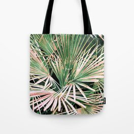 Palms #nature #painting Tote Bag
