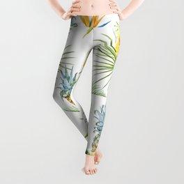 Pineapple Pattern 02 Leggings