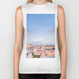 Naples Rooftops Biker Tank