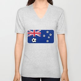 Australian Flag Football Unisex V-Neck