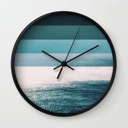 Colorscape VI Wall Clock
