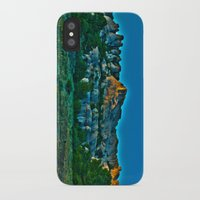 utah iPhone & iPod Cases featuring Utah Boulders by ErickSDesign