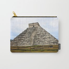 Chichén Itzá Carry-All Pouch
