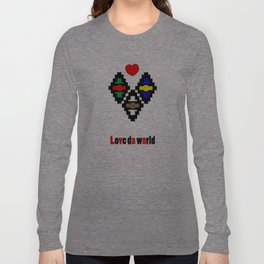 Love da world Long Sleeve T-shirt