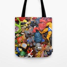 Childhood Dreams Tote Bag