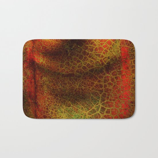 Fragment of  your smile  Bath Mat