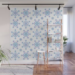 Let it Snow Mix 5 Wall Mural