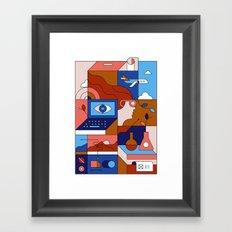 Creative Lab Framed Art Print