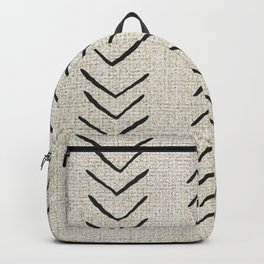 Minimal Arrow Pattern  Backpack