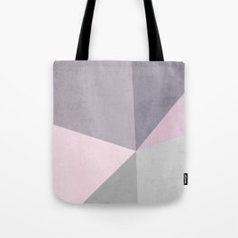 Desert Rose Palette Tote Bag