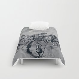 the NORDIC walking dead Comforters