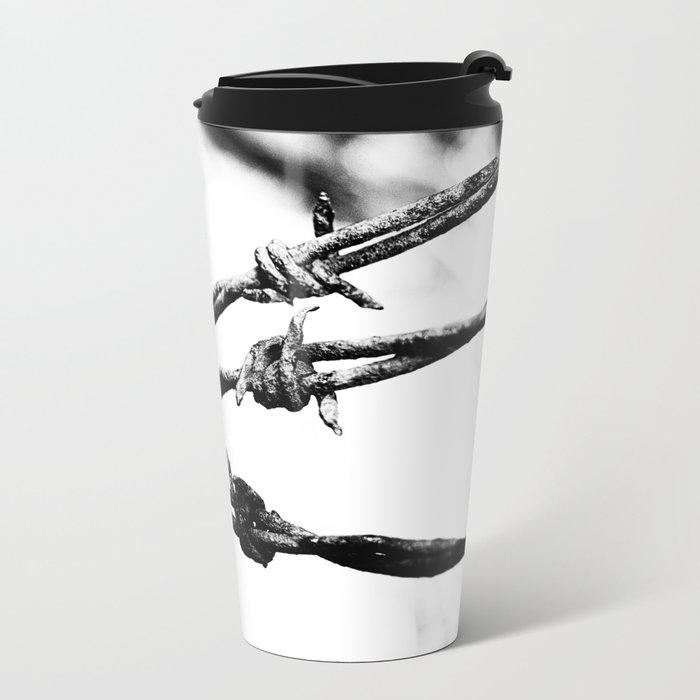 Spineless Metal Travel Mug