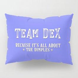 Team Dex Pillow Sham
