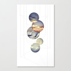 Mobile Sky Canvas Print