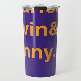 Phoenix Suns (classic) Travel Mug