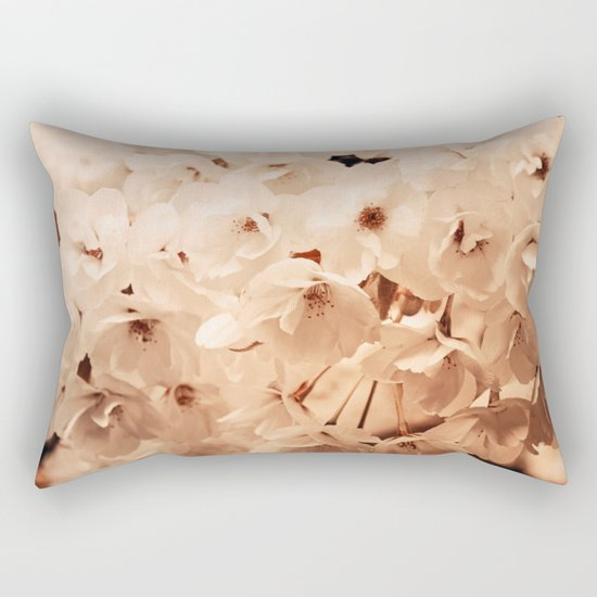 Hello Spring #7 Rectangular Pillow