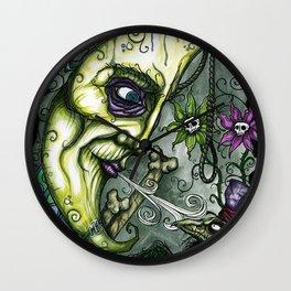 Lunacy by Morose Wall Clock