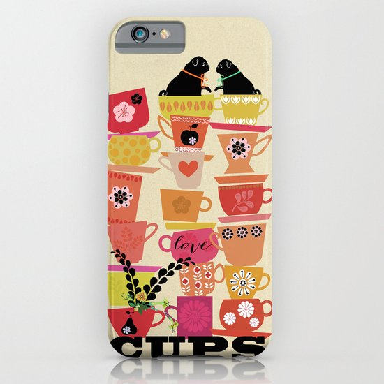cups! iPhone & iPod Case