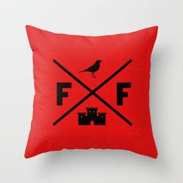 Logomark Throw Pillow