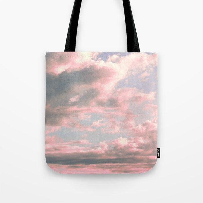 Delicate Sky Tote Bag
