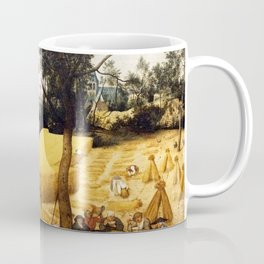 The Harvesters Painting by Pieter Bruegel the Elder Coffee Mug