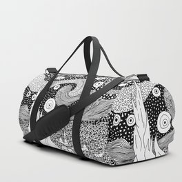 Van Gogh - Starry Night Duffle Bag