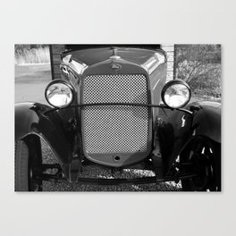 Old Henry  Canvas Print