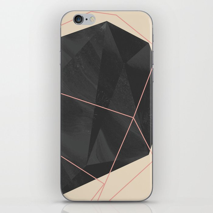 fragment iPhone Skin