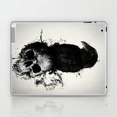 Raven and Skull Laptop & iPad Skin