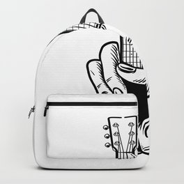 Hands Music Backpack