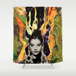 The In Between Shower Curtain