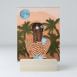 Embarrassed Mini Art Print