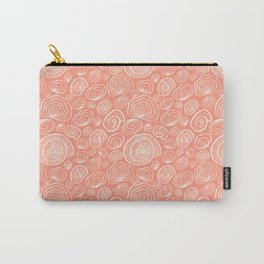 Nautilus pattern Carry-All Pouch
