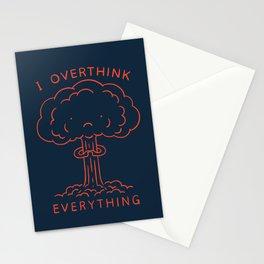 Overthink Stationery Cards