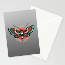 Butterfly caught Stationery Cards