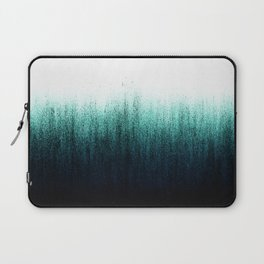 Teal Ombré Laptop Sleeve