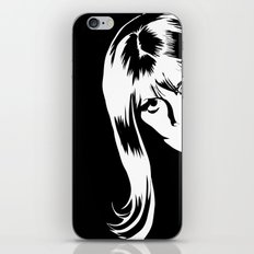hold that pose! iPhone & iPod Skin