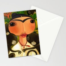 Frida & Friends Stationery Cards