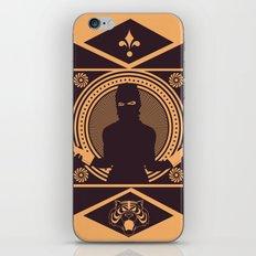 VANDALIZM iPhone & iPod Skin