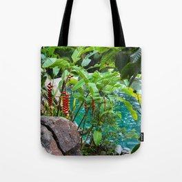 Dreamy Garden Views Tote Bag