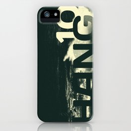 Hang 10 | Surf & Sea iPhone Case