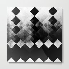 Abstract XVI Metal Print