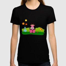 La jirafa Margarita T-shirt