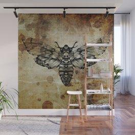 Moth Wall Mural