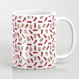 Tumbang Preso (Hit the Can) Red Coffee Mug