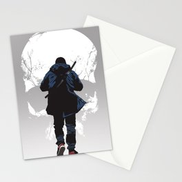 Closer to death Stationery Cards
